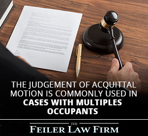 Picture of an Acquittal Achieved by Jeffrey Feiler, A Miami Criminal Lawyer
