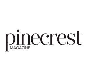 Picture of Pinecrest Magazine Logo, Where Miami Criminal Defense Attorney Jeffrey Feiler Was Featured