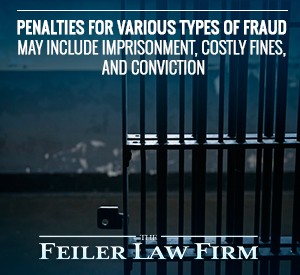 Picture of a Prison, Penalties For Various Types of Fraud May Include Imprisonment.