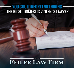 Picture of a Negative Sentence Due to Not Hiring the Right Doral. Domestic violence lawyer