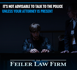 Picture of a Police Interrogation, It's not Advisable to Talk to the Police Unless Your Aventura Sex crime attorney is Present